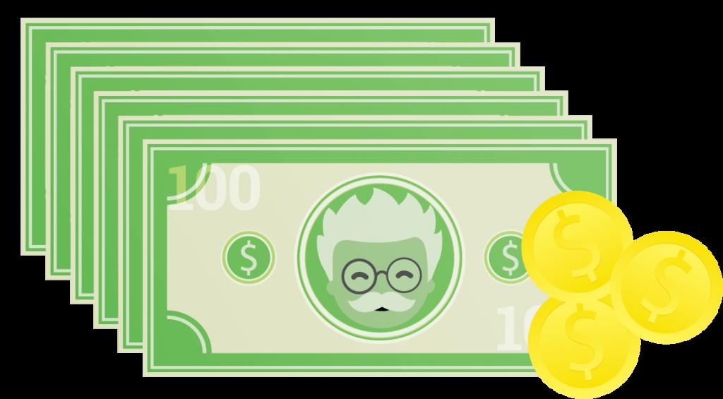 virtuella pengar