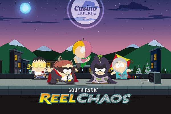 Southpark Reel Chaos Slot
