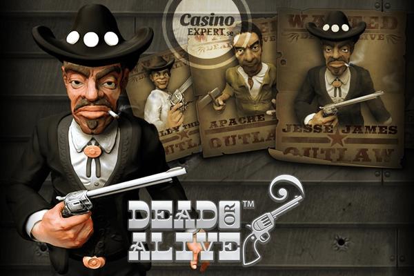 Dead or Alive™ Slot spel spela gratis i NetEnt Online Casinon