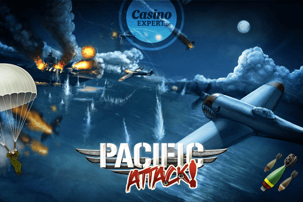 pacific attack logo