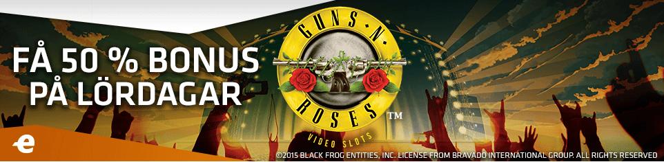 Guns N' Roses kampanj