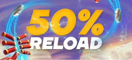 loki casino 50% bonus