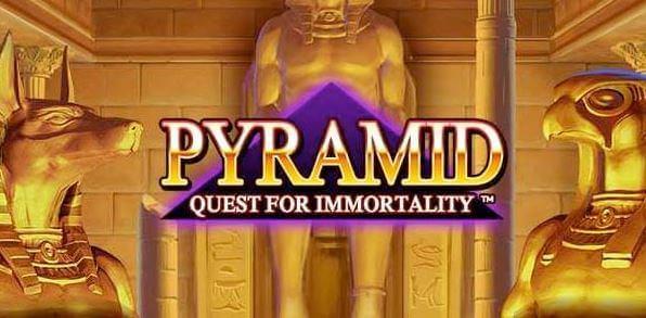 Casinostugan Pyramid slot