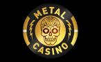 MetalCasino logga