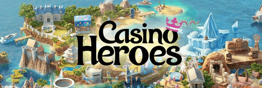 casinoheroes freespins