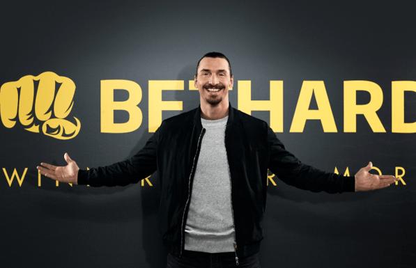 Bethard har ny delagare Zlatan