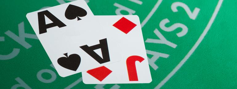 Blackjack på torsdagar hos ComeOn