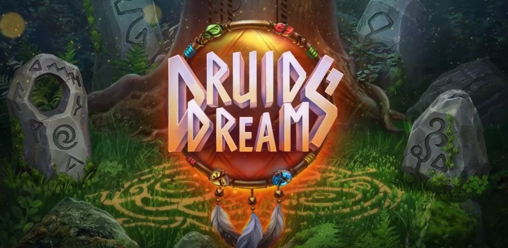 Druids Dream NetEnt