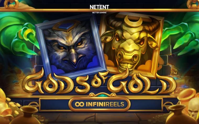 God of Gold InfiniReels